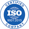 ISO 9001 Certified company
